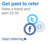 Get paid to refer!
